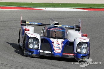 #8 Toyota Racing Toyota TS030-Hybrid: Anthony Davidson, Sebastien Buemi, Stphane Sarrazin, Alexander Wurz, Nicolas Lapierre, Kazuki Nakajima