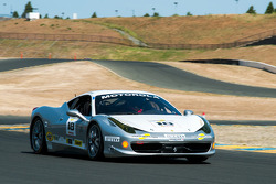 #18 The auto Gallery 458CS: James Weiland