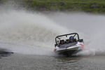 Todd Kelly tries out jet boat racing