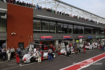 Audi Sport Team Joest ready for qualifying