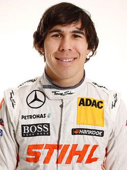 Robert Wickens, HWA, DTM Mercedes AMG C-Coupé