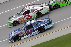 Elliott Sadler and Austin Dillon