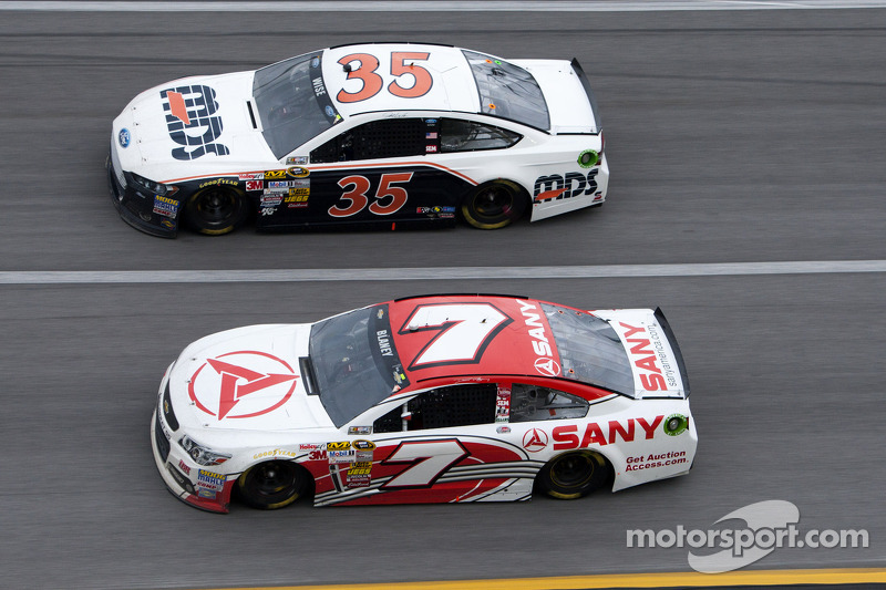 Dave Blaney and Josh Wise