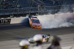 Trouble for Eric McClure