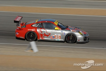 #45 Flying Lizard Motorsport Porsche 911 GT3 Cup: Nelson Canache Jr, Spencer Pumpelly