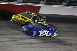 Landon Cassill and Marcos Ambrose