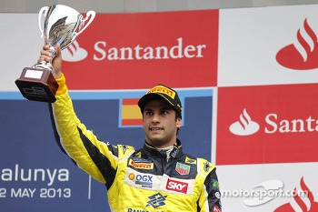 Third place Felipe Nasr