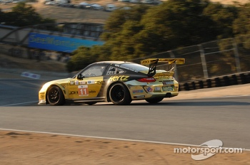 #11 JDX Racing Porsche 911 GT3: Mike Hedlund, Jan Heylen