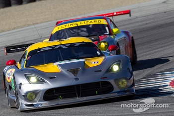#93 SRT Motorsports SRT Viper GTS-R: Jonathan Bomarito, Kuno Wittmer