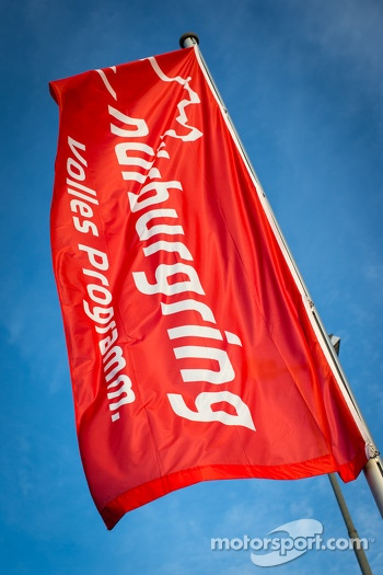 Nürburgring flag