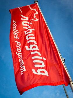 Nürburgring flag