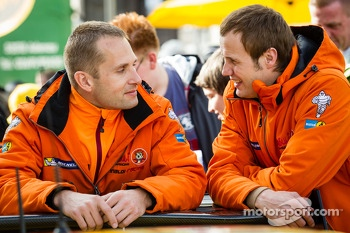 Marco Seefried and Norbert Siedler