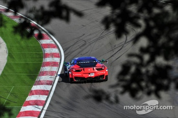 #69 SMP RACING FERRARI F458 ITALIA GT3: FABIO BABINI, VIKTOR SHAITAR, KIRRILL LADYGIN