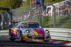 #36 Kremer Racing Porsche 997 GT3 KR (SP7): Wolfgang Kaufmann, Peter Posavac, Jürgen Alzen