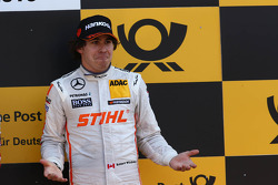 Podium: third place Robert Wickens, Mercedes AMG DTM , DTM Mercedes AMG C-Coupe