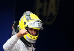 Nico Rosberg, Mercedes GP  25