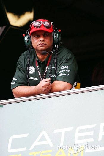 Tony Fernandes, Caterham F1 Team