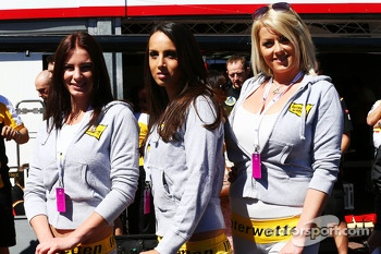 Interwetten girls