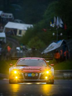 #14 Audi race experience Audi R8 LMS ultra (SP9): Marco Werner, Christian Bollrath, Pierre Ehret, Peter Venn