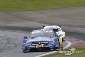 Gary Paffett, Mercedes AMG DTM-Team HWA DTM Mercedes AMG C-Coupe