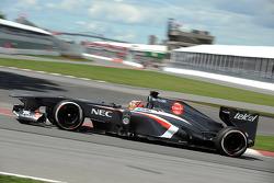 Nico Hulkenberg, Sauber F1 Team