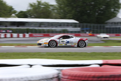 #18 Auto Gallery Ferrari 458: James Weiland