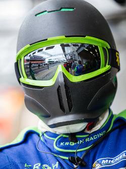 Krohn Racing team member