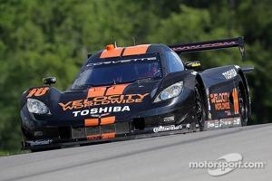 #10 Wayne Taylor Corvette DP: Max Angelelli, Jordan Taylor