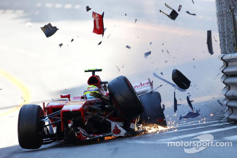 Felipe Massa: Grand Prix von Monaco 2013 in Monte Carlo