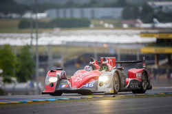 #46 Thiriet by TDS Racing Oreca 03 Nissan: Pierre Thiriet, Maxime Martin, Ludovic Badey