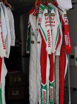 Honda overalls