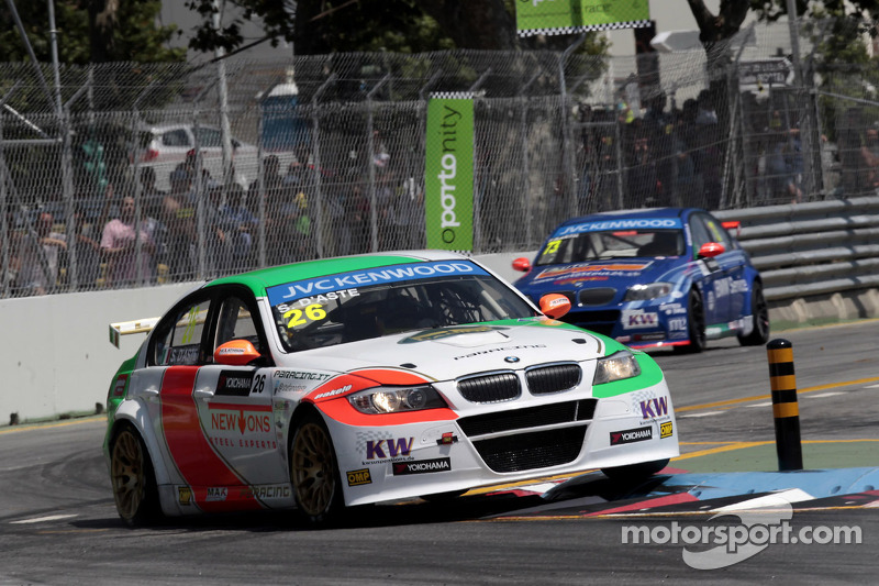 Stefano D'Aste, P.B. Racing BMW E90 320 TC