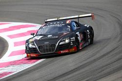 #2 Belgian Audi Club Team WRT: Rahel Frey, Matt Halliday, Niki Mayr-Melnhof, Audi R8 LMS Ultra