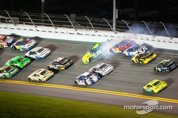 Carl Edwards, Roush Fenway Racing and Scott Speed, Ford crash