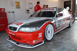 Ex Gabriele Tarquini 1997 Super Touring Honda Accord