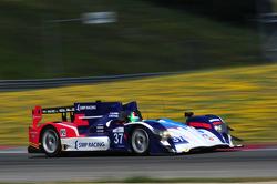 #37 SMP Racing Oreca 03 Nissan: Maurizio Mediani, Sergey Zlobin