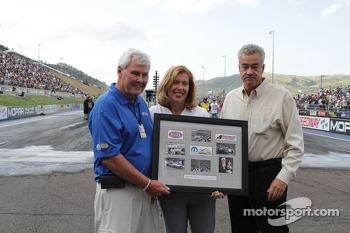 Bandimere celebrates 25 years of NHRA racing