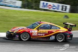 #30 NGT Motorsport Porsche 911 GT3 Cup: Henrique Cisneros, Sean Edwards