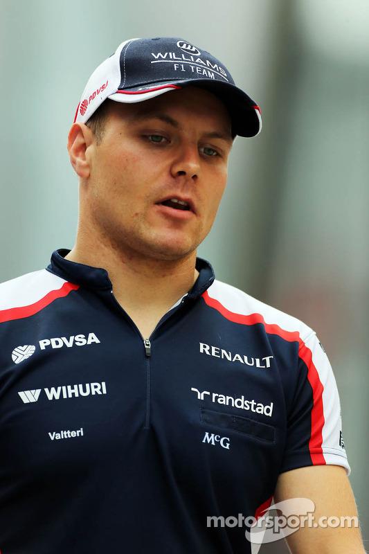 Valtteri Bottas, Williams at Hungarian GP
