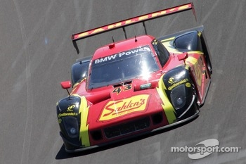 #43 Team Sahlen BMW Riley: Joe Sahlen, Joe Nonnamaker, Will Nonnamaker