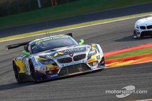 #4 Marc VDS Racing Team BMW Z4: Markus Palttala, Henri Moser, Nicky Catsburg