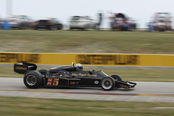 #5 1976 Lotus 77: Chris Locke