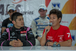 Ho-Pin Tung and Kamui Kobayashi