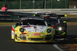 #66 ARC Bratislava Porsche 997 GT3 R: Ahmad Al Harty, Miro Konopka, Jan Raska, Marco Schelp