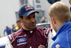 Nasser Al-Attiyah, Ford Fiesta WRC #5 Qatar M-Sport World Rally Team