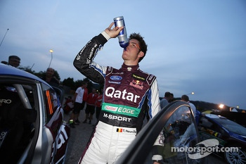 Thierry Neuville Nicolas Gilsoul, Ford Fiesta WRC #11 Qatar World Rally Team