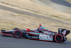 INDYCAR: Ryan Briscoe, Panther Racing Chevrolet