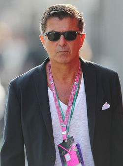 Enrico Zanarini, Driver Manager