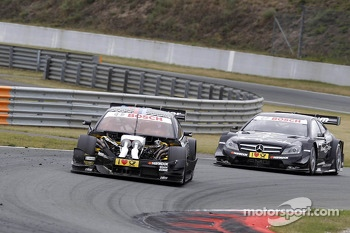 Bruno Spengler, BMW Team Schnitzer BMW M3 DTM without hood