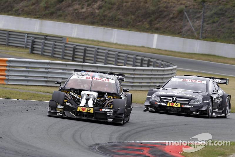 Bruno Spengler, BMW Team Schnitzer, BMW M3 DTM, ohne Motorhaube